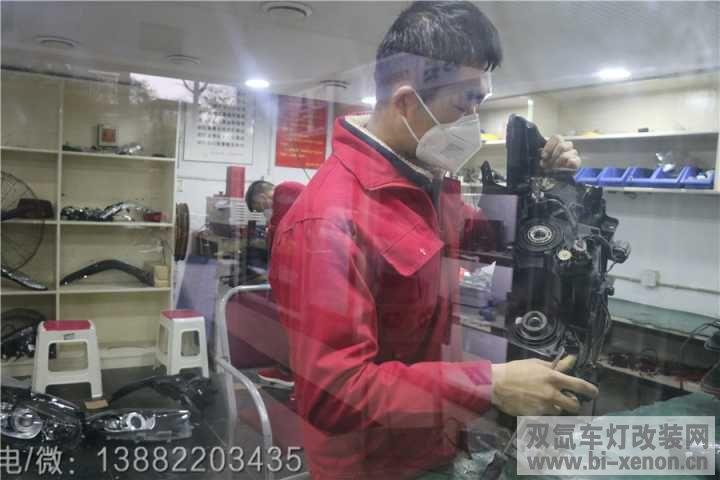 成都专业凯迪拉克CT6改激光大灯 凯迪拉克车型专业升级